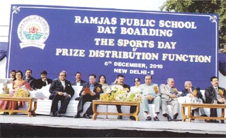 Ramjas Foundation - Celebrations (2012) : Click to Enlarge